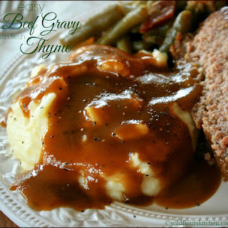 Beef Consomme Gravy Recipes.