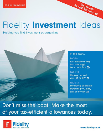 Investment Ideas by Fidelity