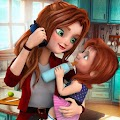 Virtual Family Mother Game: Working Mom Simulator APK
