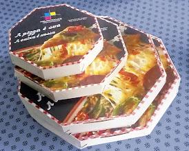 Photo: Caixas para Pizzas - Todos os tamanhos.