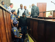 Knowledge Mhlanga, Themba Thubane, Brilliant Mkhize are accused of kidnap and murder