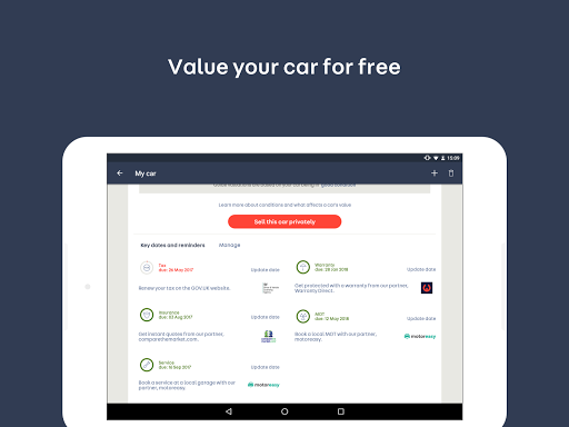 Auto Trader - Buy, sell and value new & used cars  screenshots 14