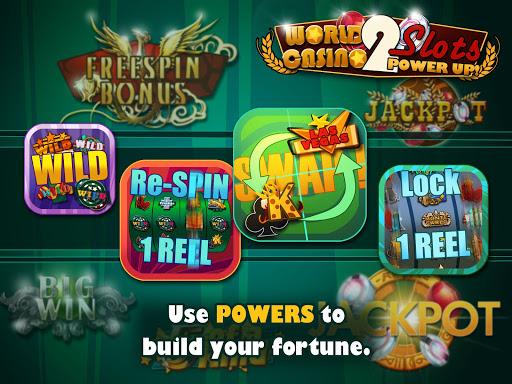 Slots Power Up 2 World Casino 2.24 screenshots {n} 9