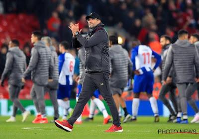 Klopp ne crie pas victoire après le 2-0 face à Porto