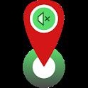 Location Based Auto-Silent   Auto Silent mobile icon