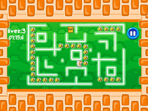 Pac Maze Time