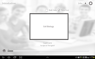 Screenshot of Learn Biology via Videos