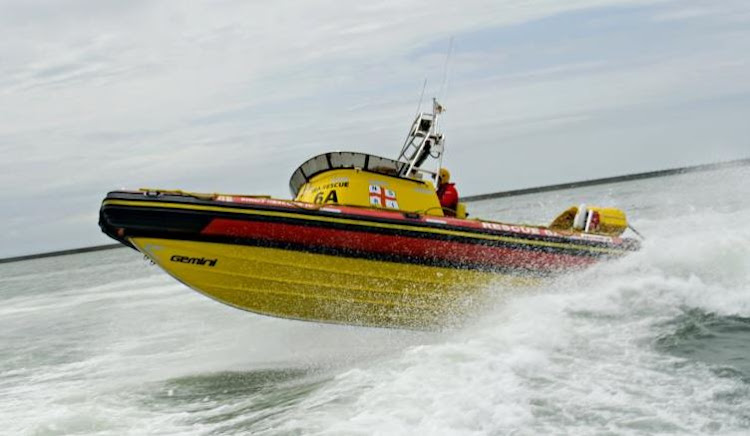 A NSRI crew was deployed after a ship's pilot fell off a crude oil tanker in Durban on Tuesday. File photo.
