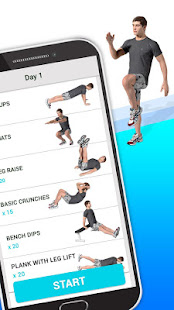 Workout for Men at Home, Weight Loss in 30 Days