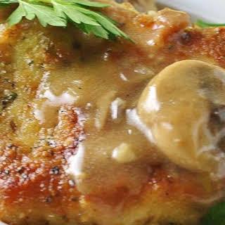 Butter Schnitzel.