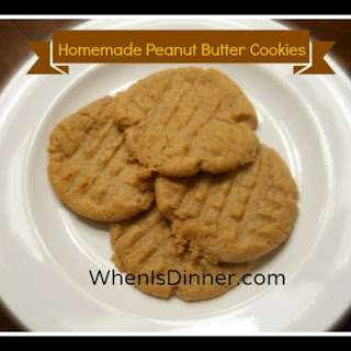 Homemade Peanut Butter Cookies Without Baking Soda Recipes.