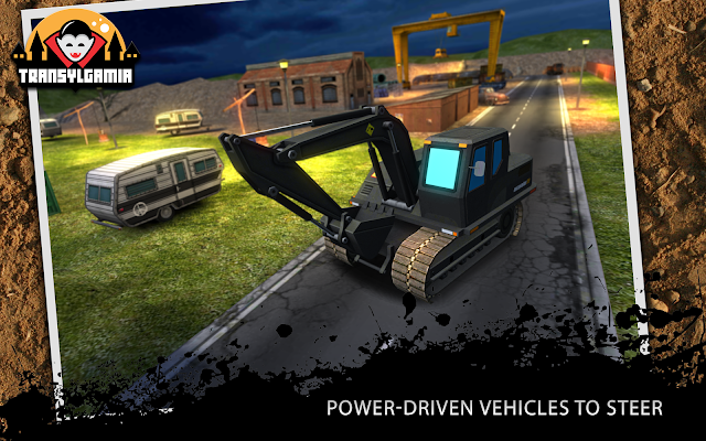 Heavy Excavator 3D Parking - screenshot