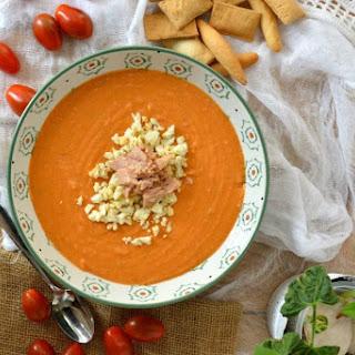 Spanish Recipes | Easy porra.