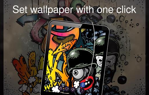 Graffiti Wallpapers 1.0.12 screenshots 8