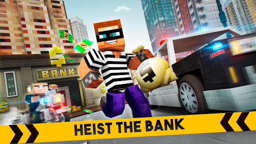 ud83dude94 Robber Race Escape ud83dude94 Police Car Gangster Chase 3.9.4 screenshots 14