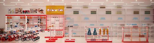 thiết kế shop mẹ và bé giá rẻ