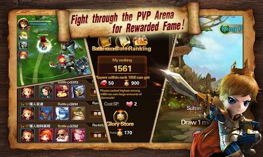 Battle Tales- screenshot thumbnail