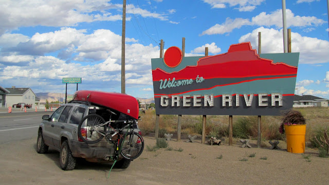 Welcome to Green River!