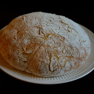 No Knead Bread.