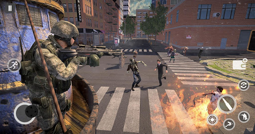 Zombie Dead City: Zombie Shooting - Action Games image | 8
