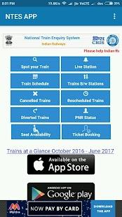 NTES App - náhled