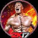 Коды и хитрости для WWE 2K17 icon