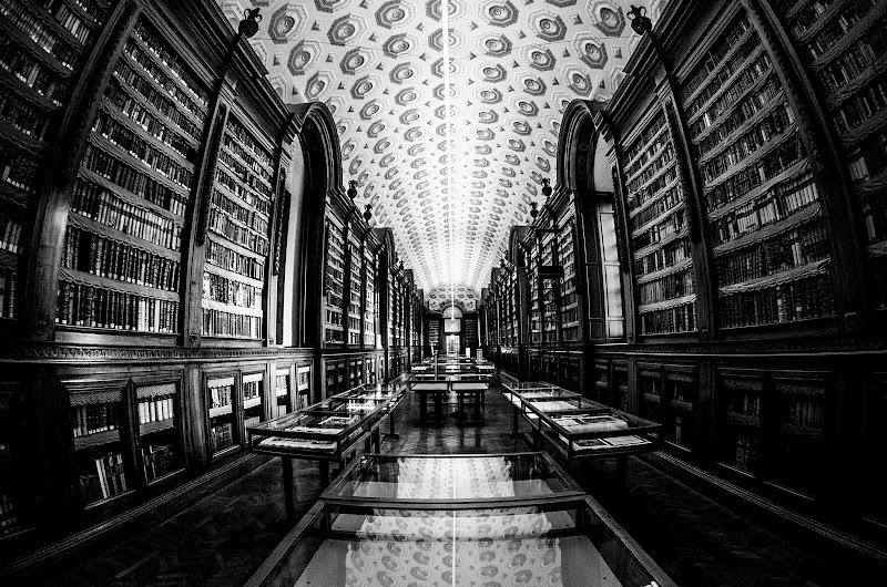 Library di giuseppeleonardiphoto