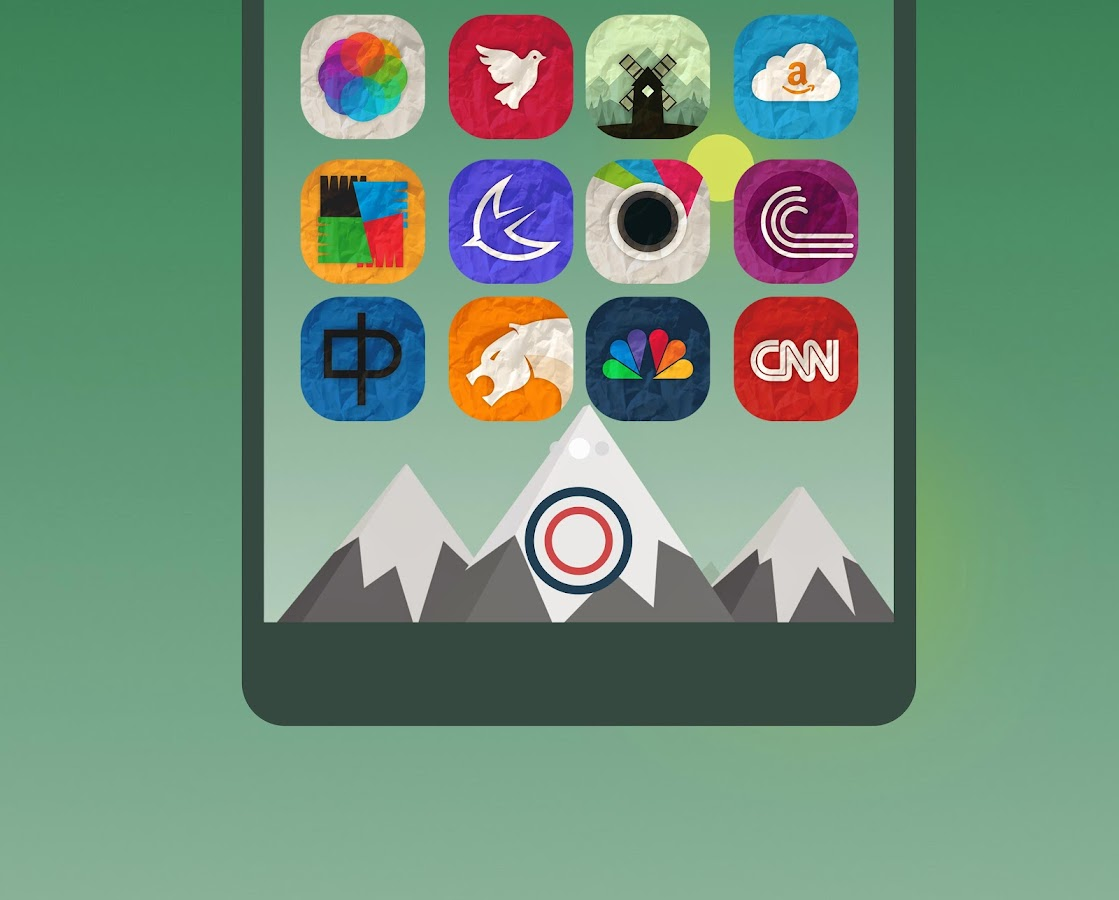Rugos - Free Icon Pack- screenshot