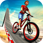 Impossible Kids Bicycle Rider Challenge icon