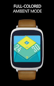 MATERIAL Watch Face HD screenshot 4