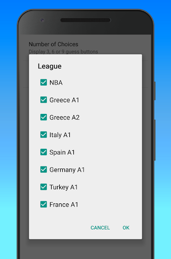 BBall Quiz 1.1.3 screenshots 6