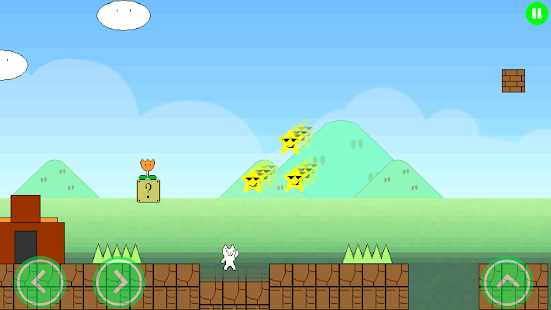 Game Super Cat World : Syobon Action HD APK for Windows Phone