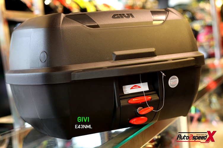 กล่อง GIVI E43NML