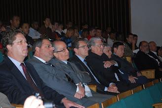 Photo: Platéia durante o evento