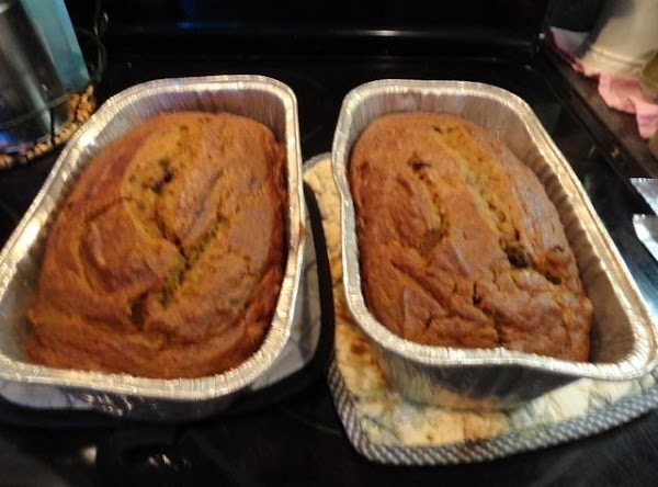 Rosie's Pumpkin Bread Recipe