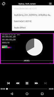 NXPlayer - náhled