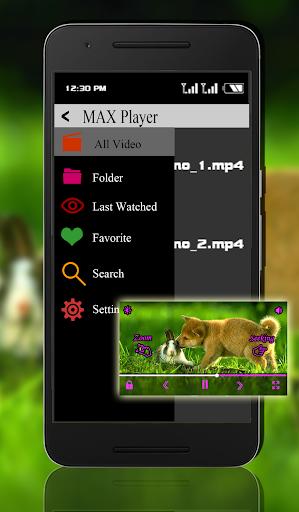 max Player Pro 1.0 screenshots 5