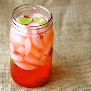 Strawberry Key Limeade