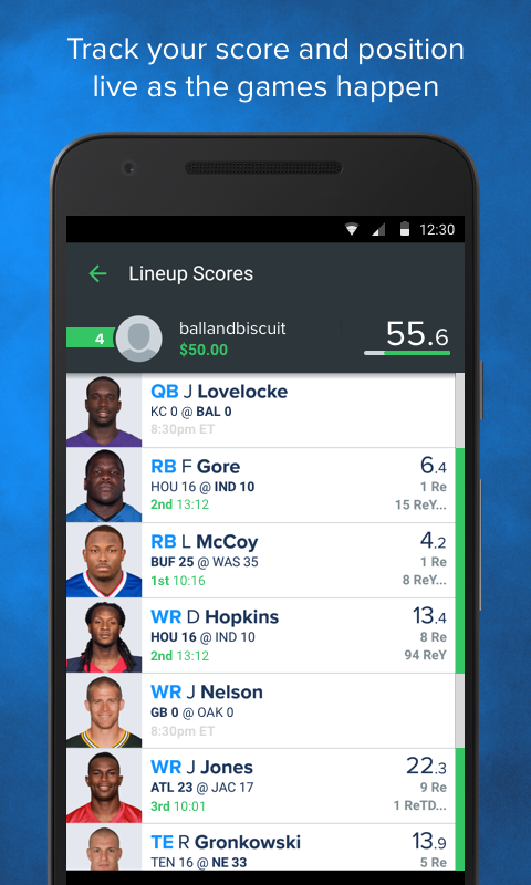 how to win at fanduel basketball
