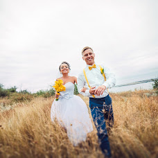 Wedding photographer Yuriy Kovalchuk (Yrchukk). Photo of 21.08.2015