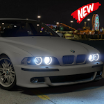 Extreme BMW Driving M5 Simulator Icon