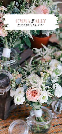 Wedding Flower Workshop - Wedding Announcement item