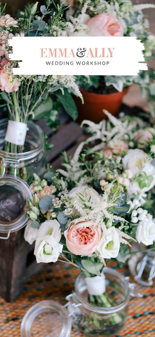 Wedding Flower Workshop - Wedding Template