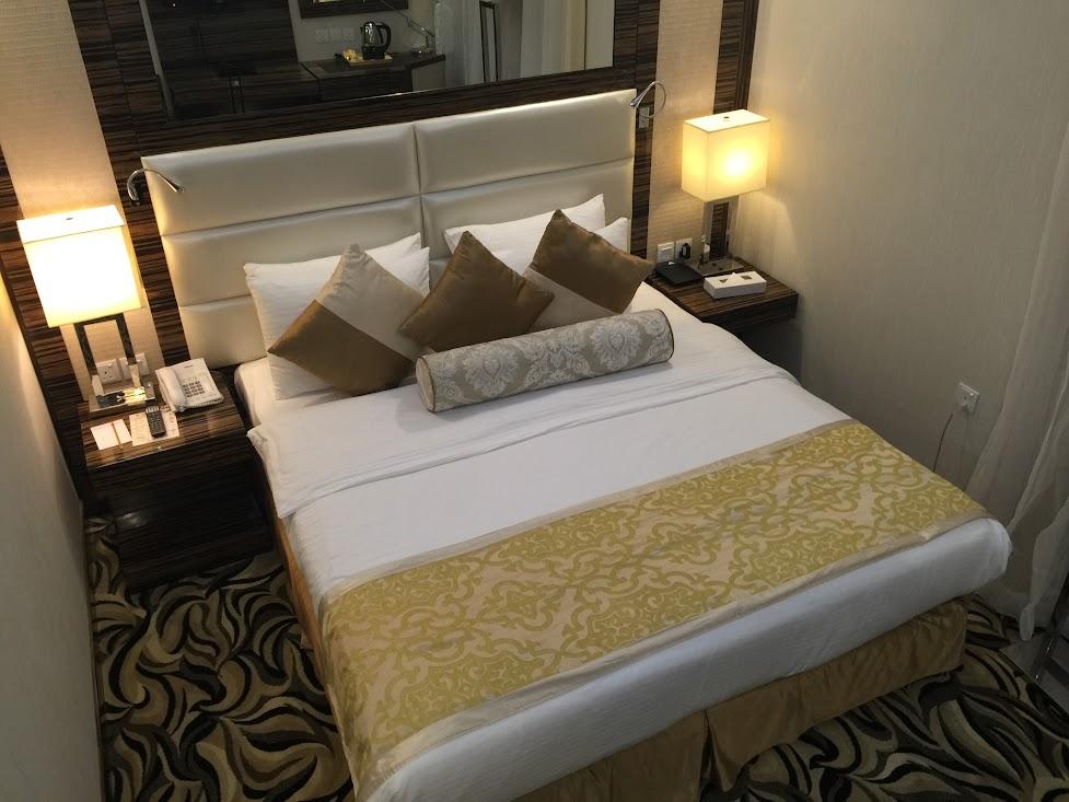 Хотелската ни стая в хотел Orchid Vue