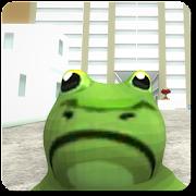 Amazing Space Frog
