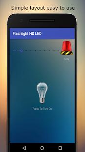 Flashlight HD LED - náhled