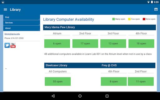 GVSU Laker Mobile screenshot 13