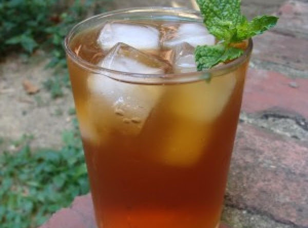 Southern Style Sweet Tea Recipe