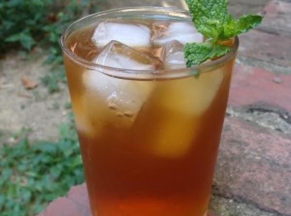 Southern Style Sweet Tea Recipe