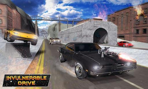 Furious Death Car Snow Racing: Armored Cars Battle 1.6 screenshots 2